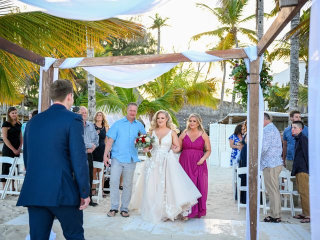 Mark and Kayla's Wedding in Punta Cana, Dominican Republic 35