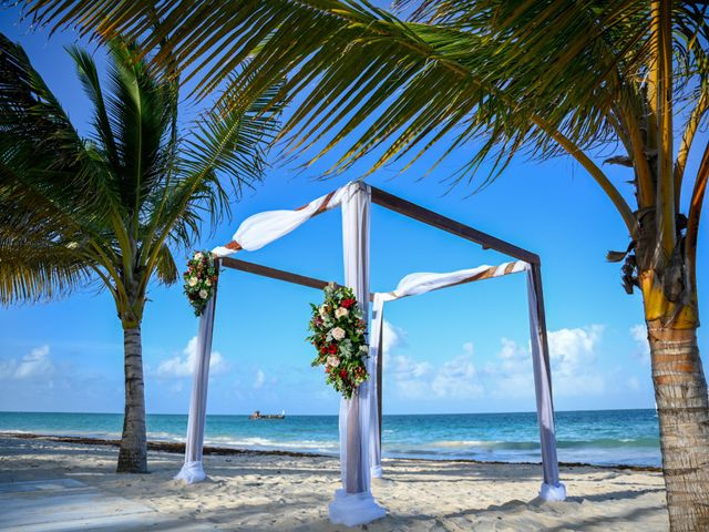 Mark and Kayla's Wedding in Punta Cana, Dominican Republic 37