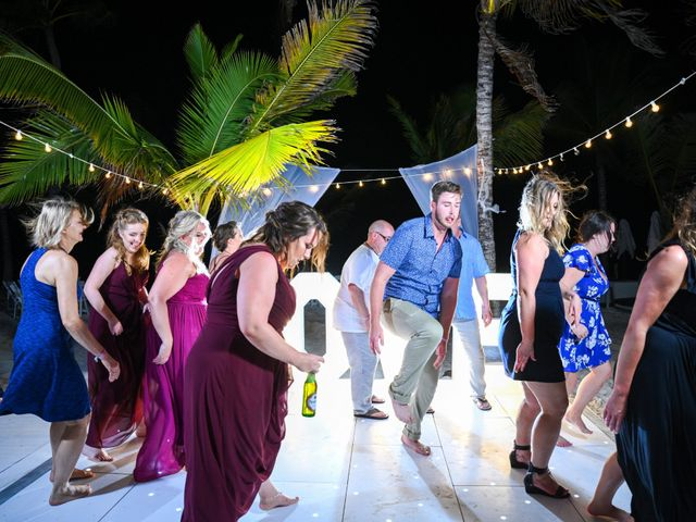 Mark and Kayla's Wedding in Punta Cana, Dominican Republic 92