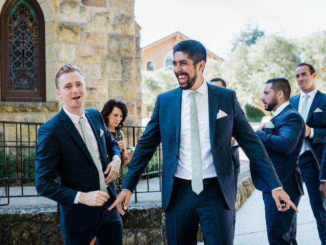 Max and Anne Marie's Wedding in Calistoga, California 12