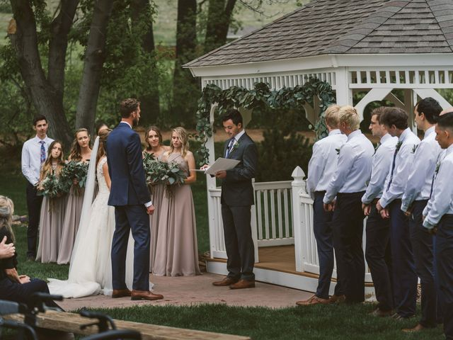 Sten and Jessica's Wedding in Loveland, Colorado 18