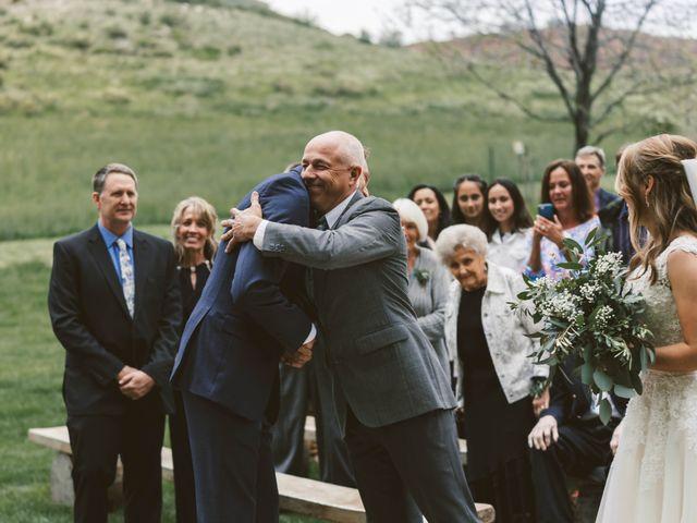 Sten and Jessica's Wedding in Loveland, Colorado 20