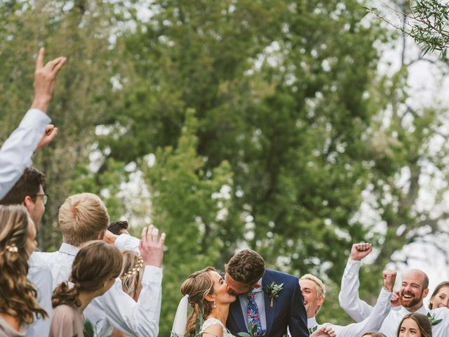 Sten and Jessica's Wedding in Loveland, Colorado 44