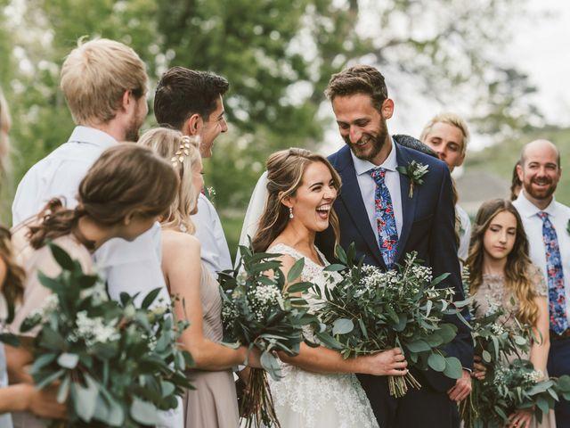 Sten and Jessica's Wedding in Loveland, Colorado 45