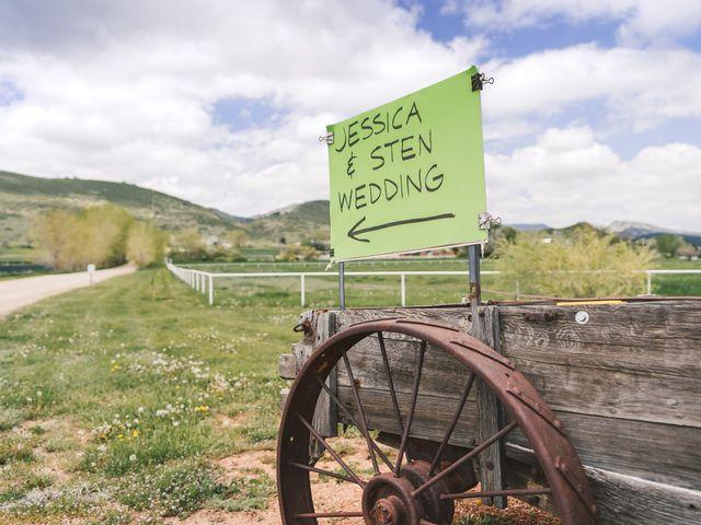 Sten and Jessica's Wedding in Loveland, Colorado 78