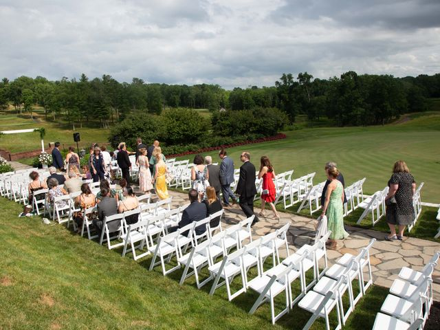 Dave and Denise's Wedding in Gladstone, New Jersey 6