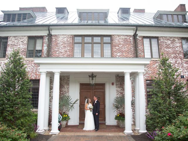 Dave and Denise's Wedding in Gladstone, New Jersey 7