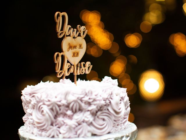 Dave and Denise's Wedding in Gladstone, New Jersey 18