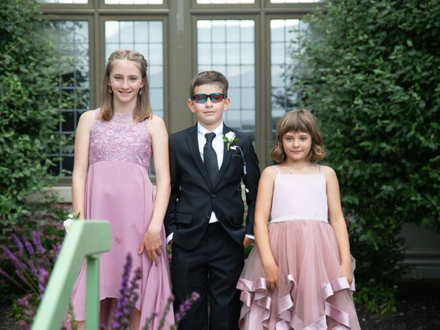 Dave and Denise's Wedding in Gladstone, New Jersey 22