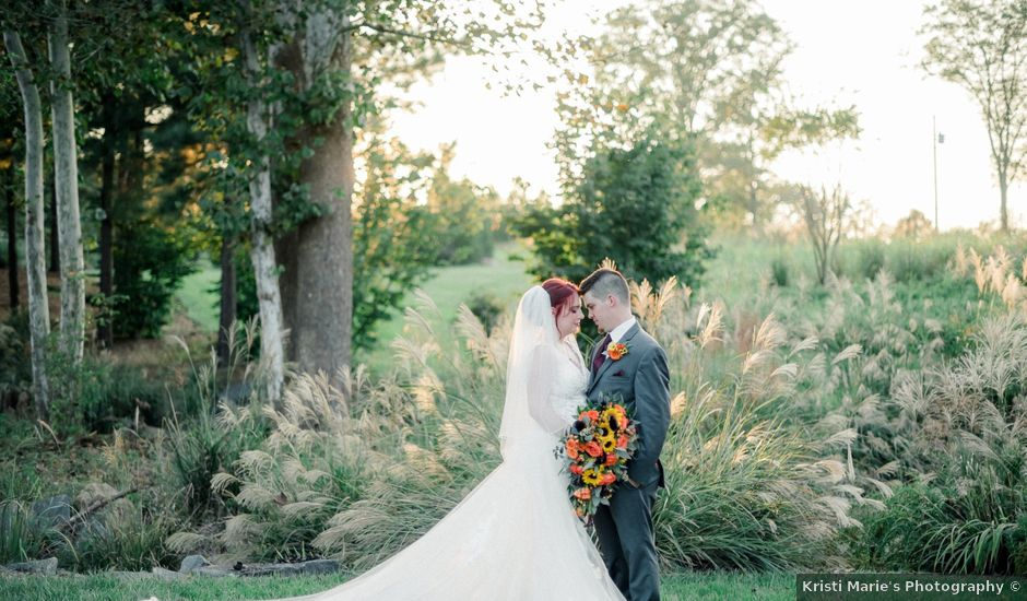 Timothy and Katie's Wedding in Cleveland, North Carolina