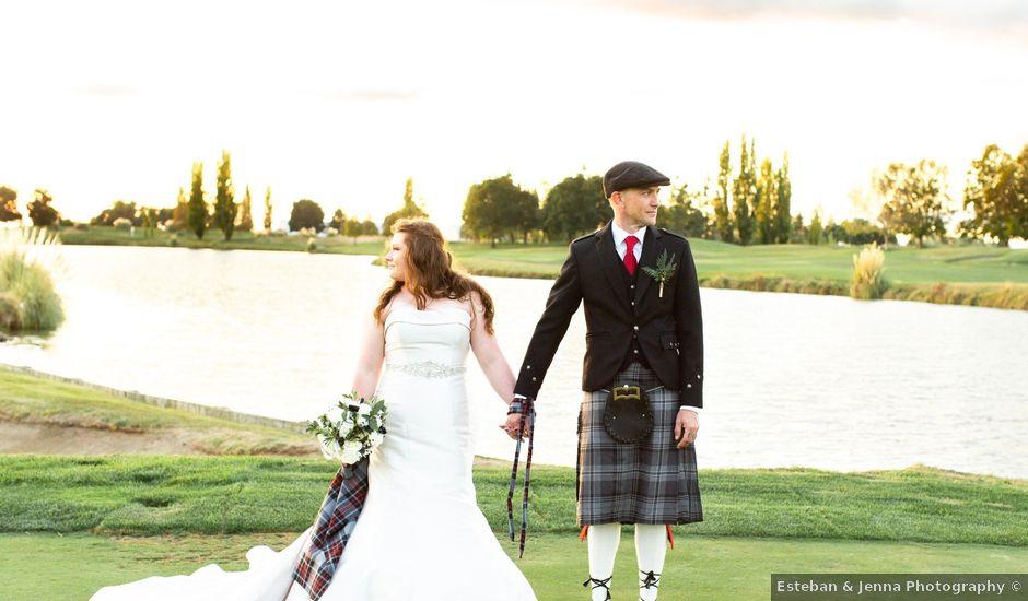 Kyle and Erin's Wedding in Stockton, California