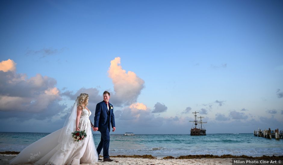Mark and Kayla's Wedding in Punta Cana, Dominican Republic
