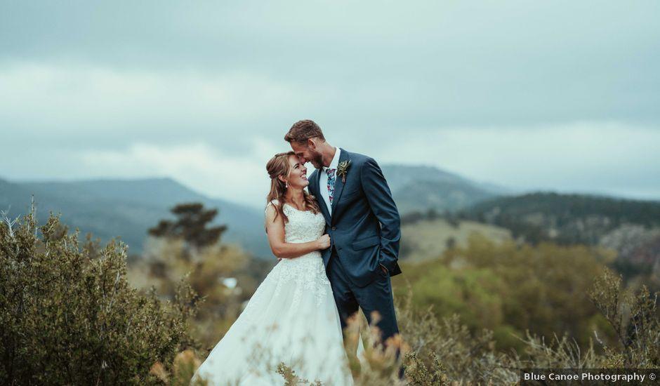 Sten and Jessica's Wedding in Loveland, Colorado