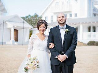 The wedding of Matt and Aron 1