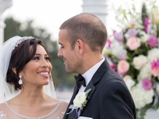 The wedding of Jessica and Zack