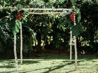 The wedding of Maia and Simon 1