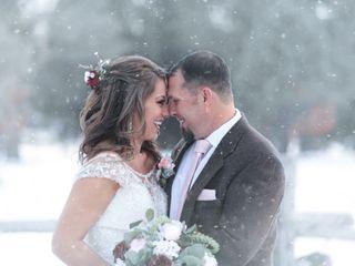 The wedding of Jeni and Sean