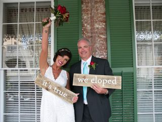 The wedding of Michelle and Brent 3