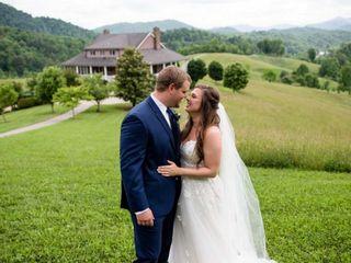 Kevin and Peyton's Wedding in Asheville, North Carolina 2