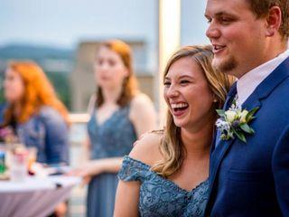 Kevin and Peyton's Wedding in Asheville, North Carolina 3