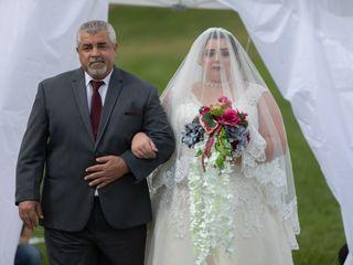 The wedding of Sophia and Warren 1