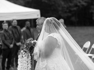 The wedding of Sophia and Warren 2