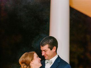 The wedding of Hunter and Sarah 1
