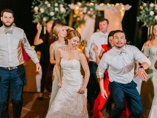 The wedding of Hunter and Sarah 2
