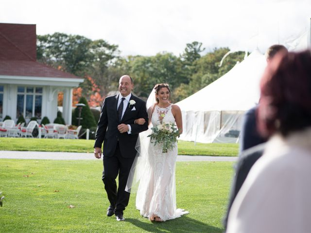 Chad and Tanya's Wedding in Rye, New Hampshire 19