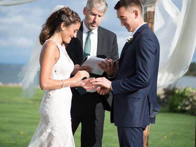 Chad and Tanya's Wedding in Rye, New Hampshire 23