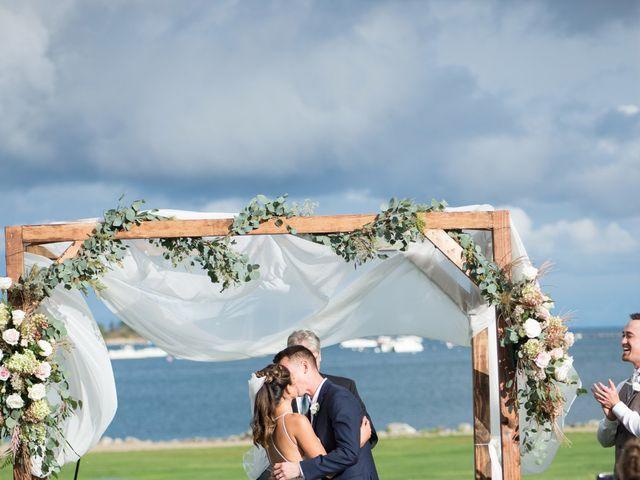 Chad and Tanya's Wedding in Rye, New Hampshire 24