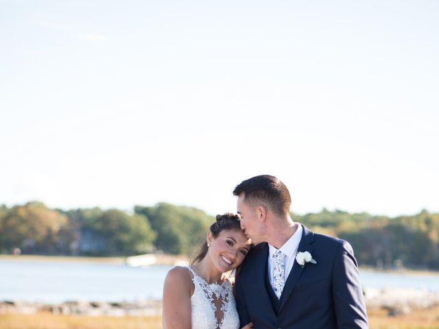 Chad and Tanya's Wedding in Rye, New Hampshire 35