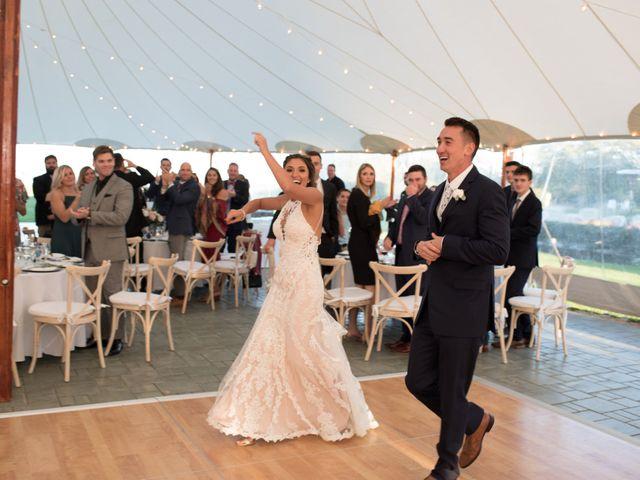 Chad and Tanya's Wedding in Rye, New Hampshire 38