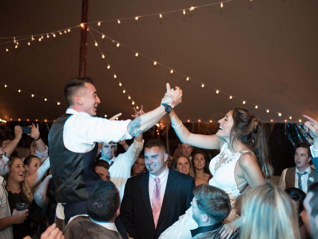 Chad and Tanya's Wedding in Rye, New Hampshire 50