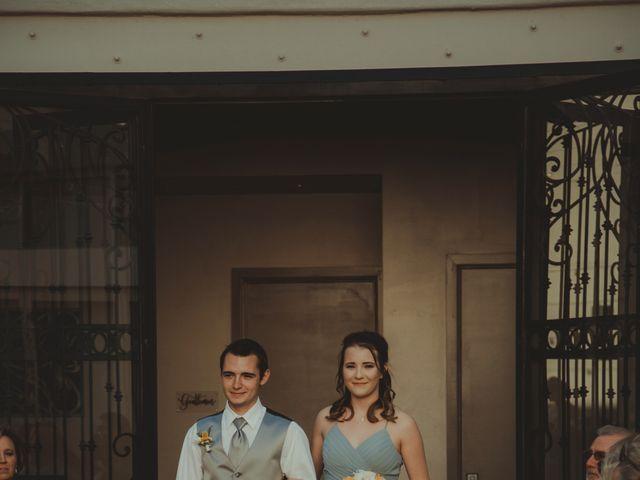 Jeremy and Kelly's Wedding in Chandler, Arizona 11