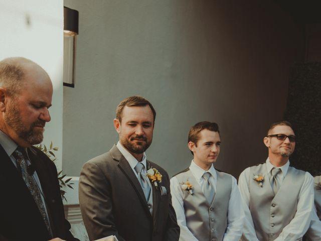 Jeremy and Kelly's Wedding in Chandler, Arizona 15