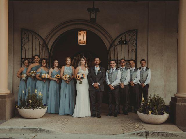 Jeremy and Kelly's Wedding in Chandler, Arizona 70