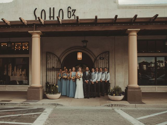 Jeremy and Kelly's Wedding in Chandler, Arizona 71