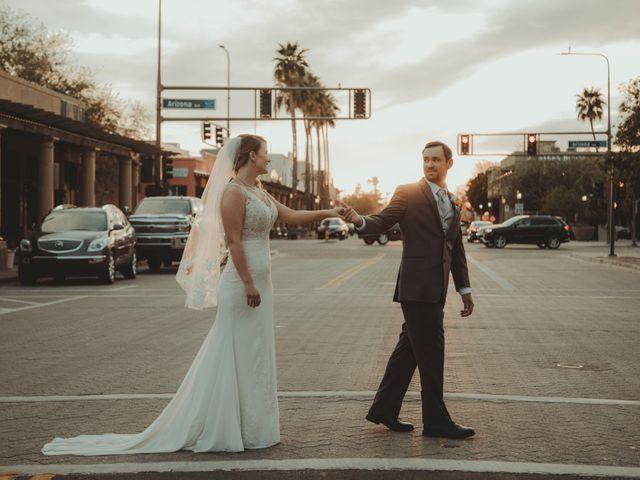 Jeremy and Kelly's Wedding in Chandler, Arizona 92