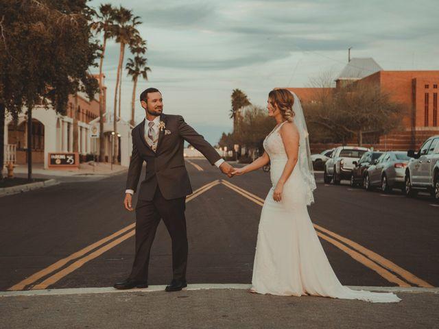 Jeremy and Kelly's Wedding in Chandler, Arizona 93