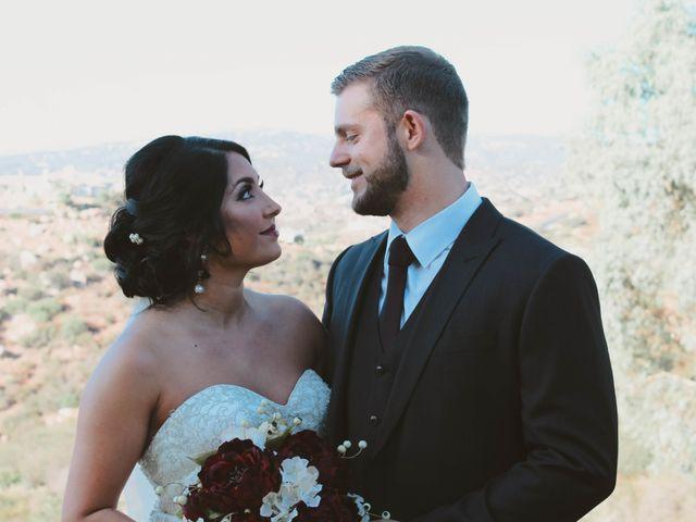 The wedding of Raquel and Jon