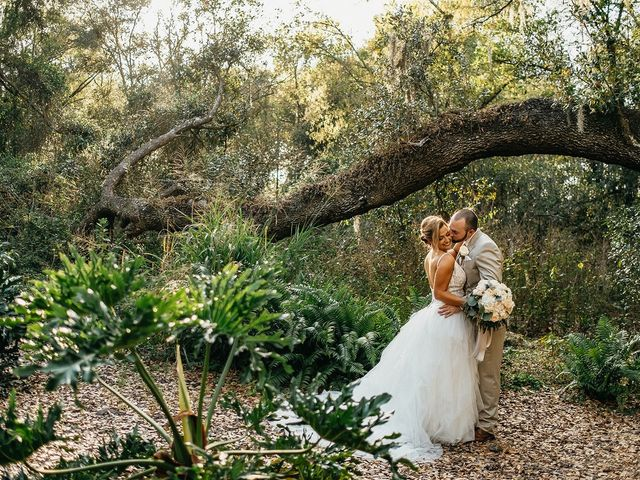 The wedding of Sheryl and Matt