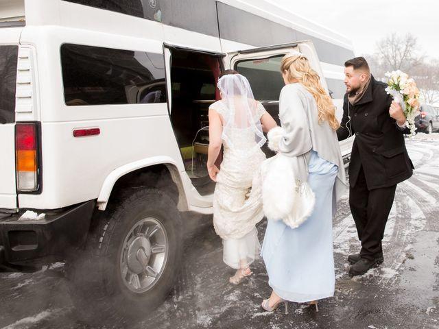 Sal and Melanie's Wedding in Rye, New York 1