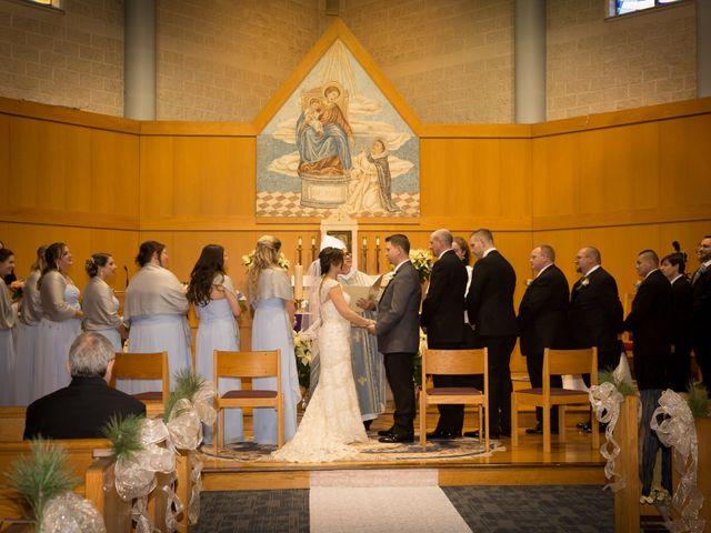 Sal and Melanie's Wedding in Rye, New York 8