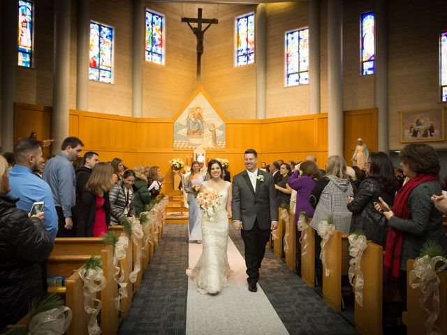 Sal and Melanie's Wedding in Rye, New York 9