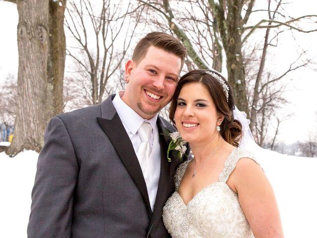 Sal and Melanie's Wedding in Rye, New York 10