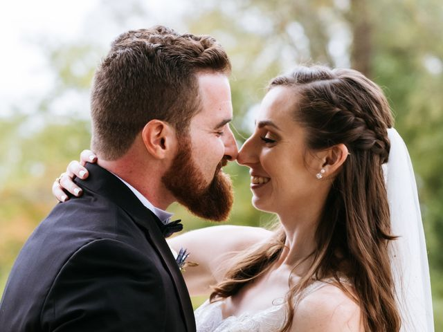David and Colleen's Wedding in Leesburg, Virginia 8
