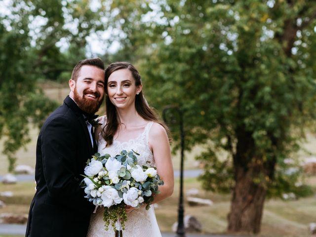 David and Colleen's Wedding in Leesburg, Virginia 10