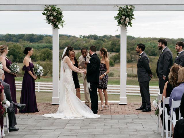 David and Colleen's Wedding in Leesburg, Virginia 11