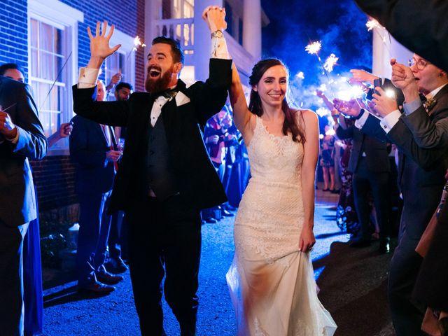 David and Colleen's Wedding in Leesburg, Virginia 14